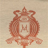 1902 Seal of Miami University