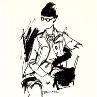 Edith Head Postcard