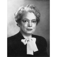 Dr. Helen Johnston, Iowa - Iota, 1957 Woman of the Year