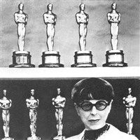 Edith Head, California/Berkeley - Mu, 1968 Woman of the Year