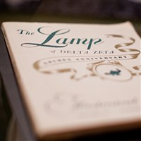 The LAMP of Delta Zeta magazine