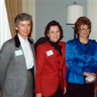 Yvonne Kauger, 1988 Woman of the Year