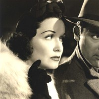 Gail Patrick with Cary Grant