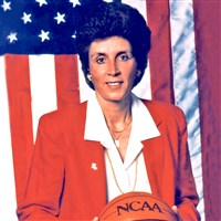 Kay Yow, East Carolina - Zeta Lambda, 1987 Woman of the Year