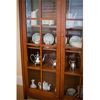 Detail of Items in Cabinet