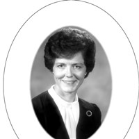 Dr. Carolyn Leach Huntoon, Epsilon Beta, Northwestern State - Louisiana, Woman of the Year 1977