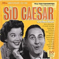 Nanette Fabray recognized with Emmys on Sid Caesar's television show